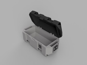 Apex Legends - Death Box - Hinge - Solid - Lift Top