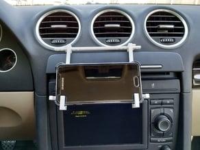 Universal phone holder for Seat Exeo / Soporte universal de móviles para Seat Exeo