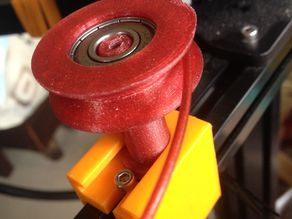 Filament Guide's Bracket/ 進料導輪支柱