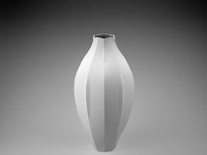 Gotham Pixel Vase, Alpha