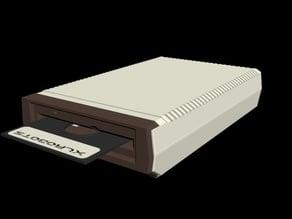 """Atari 1050 2.5"""" Hard Drive Case"""