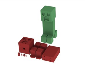 Creeper Valentine Action Figure