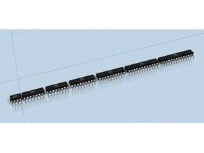 Model - DIP ICs