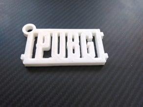 PUBG keychain