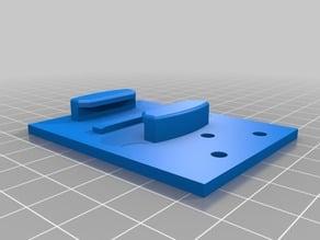 Simple Gopro mount