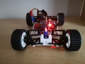 CARduino (1:18 arduino based RC car)