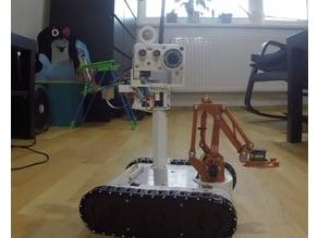 Ardiuno robot tank