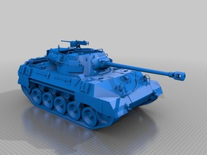 Tank - M18 Hellcat (1/10)
