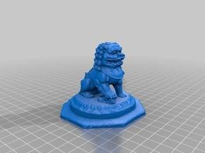 Ming Dog?Foo Dog?