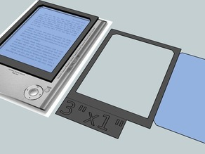 Night-Light for the Sony PRS-505 eBook Reader