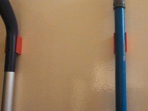 Parametric Broom Holder