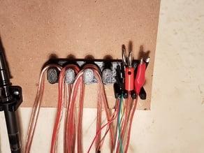 Cable Organizer (wall mounting) // Kabel Organizer (Wandbefestigung)