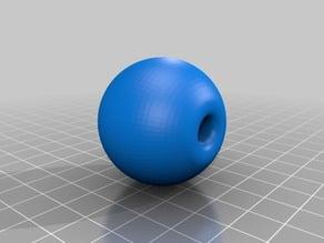 "1.5"" Spherical beads"