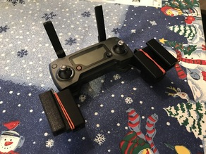Mavic Pro iPad Mini remote bracket