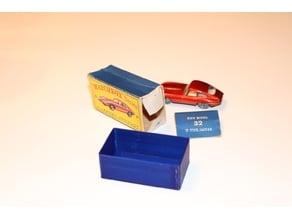 Matchbox 1-75 poor box support