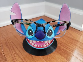 Stitch Eyeglass Holder