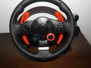 Paddle shift system mod for driving force gt (DFGT) V1.3