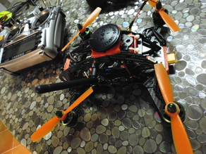 ZX-250 Custom parts