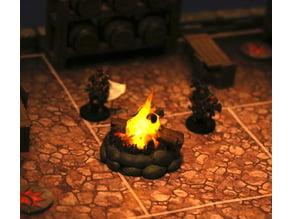 Campfire LED