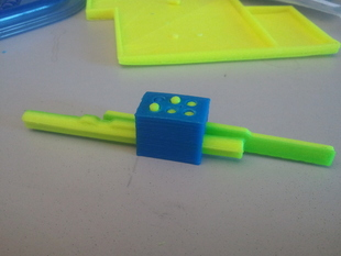 Manually Refresh-able Braille