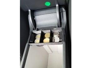 VW Jetta MK7 (2019-) Coin Tray