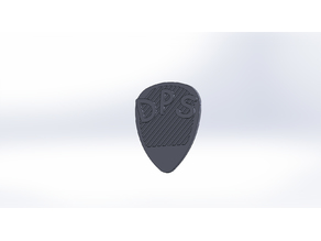 Pua Pick Guitar