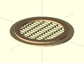 Pellets filter