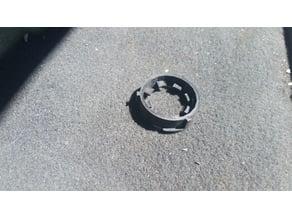 Headlight bulb retainer 9007/9004