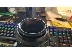 52mm Dented Filter Mount Fix