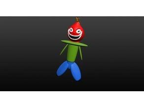 Ugly Tomato Man