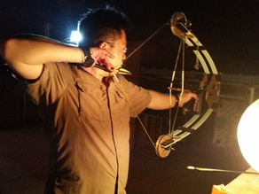 Vincy Compound Bow Mark 3