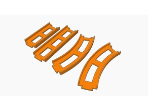 Hot Wheels track - Printable V1.1
