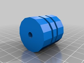 5mm to 8mm z coupler