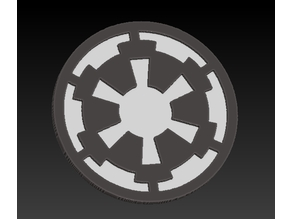 Cupholder Galactic Empire