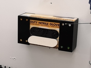 Examination Glove Dispenser