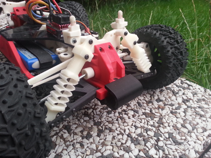 Openrc 1 10 Car Shocks By Barspin Thingiverse