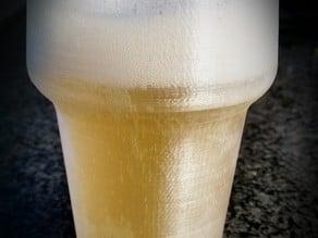 Dutch beer glass
