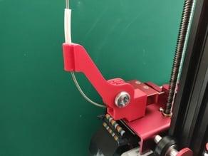 Creality CR10S-Pro filament guide