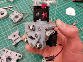 Cable-Driven Tool Changer Zesty Nimble Head (Draft!)