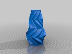 Vase mode geometric vase