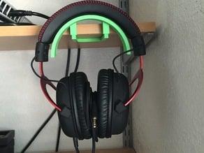 Shelf Headphone Holder