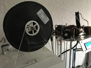 Spool Adapter for Filament Holders