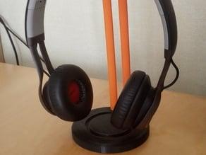 Gecko's Headphone Stand