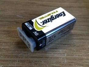 Cap for PP3 battery