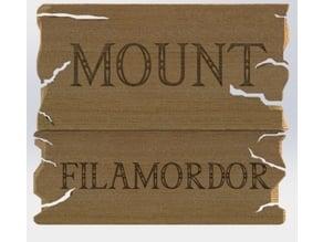 Mount Filamordor