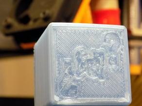 Schrödinger's Cat Cube