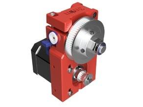 Belted Extruder v4 - 2.85mm / 3mm