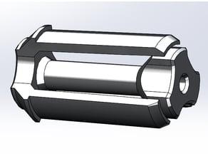 FDplast Filament Spool adapter v2