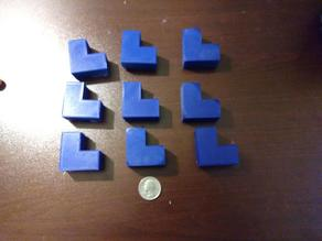9 Piece L Puzzle