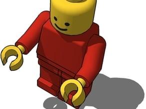 Lego Man Salt Shaker